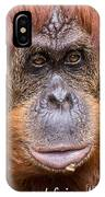Friendship Card IPhone Case