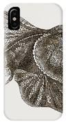 Frilled Lizard IPhone Case
