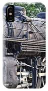 Frisco Train Locomotive Three IPhone Case