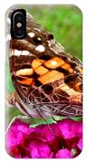 Fritillary Butterfly  IPhone X Case