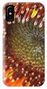 From Bud To Bloom - Sunflower IPhone Case