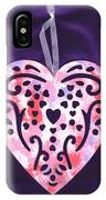 From The Beautiful Heart Of A Child IPhone Case