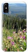 From The Mountain IPhone Case