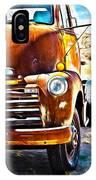 From Tucson To Tucumcari IPhone Case