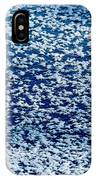 Frost Flakes On Ice - 02 IPhone Case