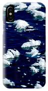 Frost Flakes On Ice - 05 IPhone Case