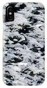 Frost Flakes On Ice - 06 IPhone Case