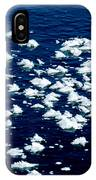 Frost Flakes On Ice - 21 IPhone Case