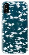 Frost Flakes On Ice - 34 IPhone Case