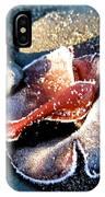 Frosted Algae IPhone Case