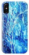 Frosted Forest  IPhone Case