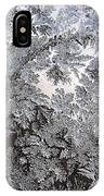 Frosted Glass Abstract IPhone Case