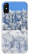 Frosted Mountainside IPhone Case
