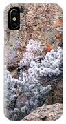 Frosted Trees IPhone Case