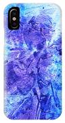 Frosted Window Abstract I   IPhone Case