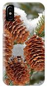 Frosty Cones IPhone Case