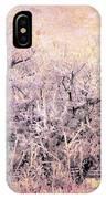 Frosty Farm IPhone Case