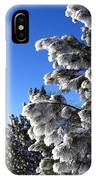 Frosty Limbs IPhone Case