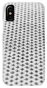 Frosty Metal IPhone Case
