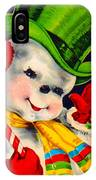 Frosty The Snowman IPhone Case