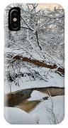 Frozen Creek IPhone Case