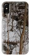 Frozen Dam IPhone Case