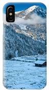 Frozen Field IPhone Case