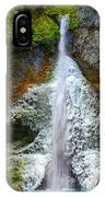 Frozen Marymere Falls IPhone Case