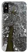 Frozen Tree 2 IPhone Case