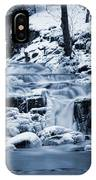 Frozen Waterfall IPhone Case