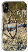 Frozen Wheels IPhone Case