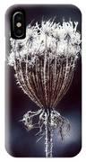 Frozen Wisps IPhone Case