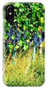 Fruit Of The Vine IPhone Case