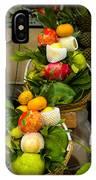 Fruit Stall In Vietnamese Market IPhone Case