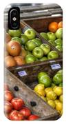 Fruit Stand IPhone Case