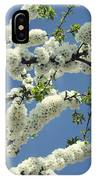 Fruit Tree Blooms IPhone Case