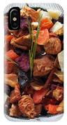 Fruity Tea With Bamboo Leaves IPhone Case