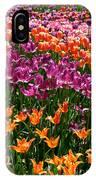 Fruity Tulips IPhone Case