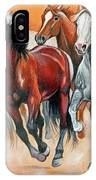 Fun With The Herd IPhone Case