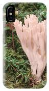 Fungus On Forest Floor Alaska IPhone Case