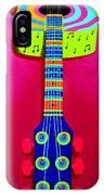 Funkadelic Guitar IPhone Case