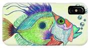 Funky Fish Art - By Sharon Cummings IPhone Case