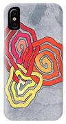 Fusion Of Colors IPhone Case