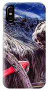 Fuzzies On Was Car IPhone Case