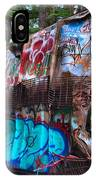 Gaffiti In The Candian Forest IPhone Case