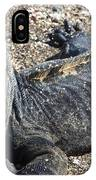 Galapagos Marine Iguana IPhone Case