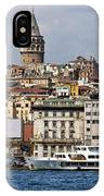 Galata Tower 03 IPhone Case