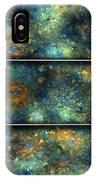 Galaxies II IPhone Case