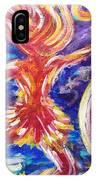Galaxy Dancer IPhone Case