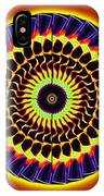 Galaxy Spotlight Kaleidoscope IPhone Case
